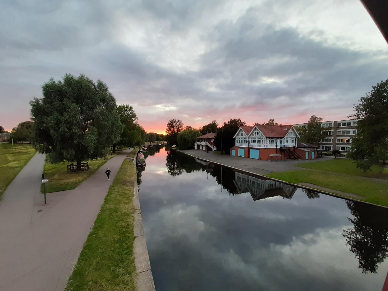 Cambridge and surroundings